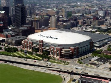 Edward Jones Dome – St Louis, MO