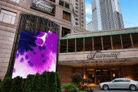 Fairmont Hotel – Chicago, IL