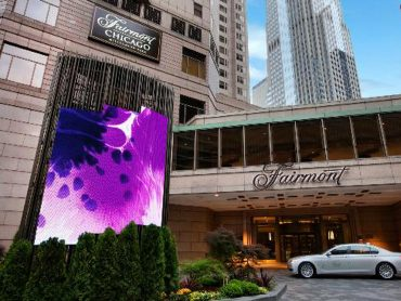 Fairmont Hotel – Chicago, IL