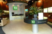 TD Bank – Toronto, Ontario – US Branding Conversion