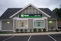 TD Bank – Green Sweep Renovation – Selected NE Locations