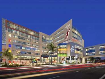 Joe DiMaggio Children's Hospital – Hollywood, FL
