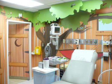 Wolfson Children's Hospital Treatment Room –  Jacksonville, FL