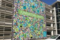 Juniper Networks – Mesh Wall – Sunnyvale, CA