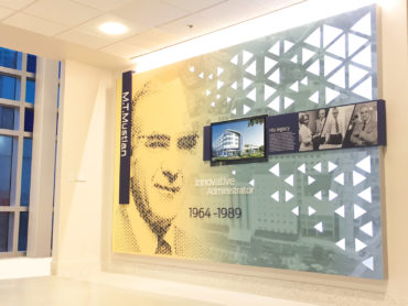 Tallahassee Memorial Hospital – Tribute Wall