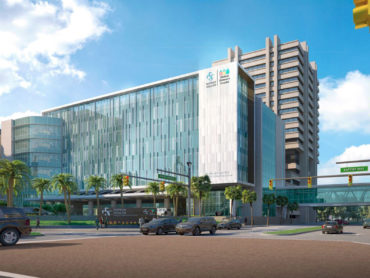 Wolfson Children's Critical Care Tower – Jacksonville, FL
